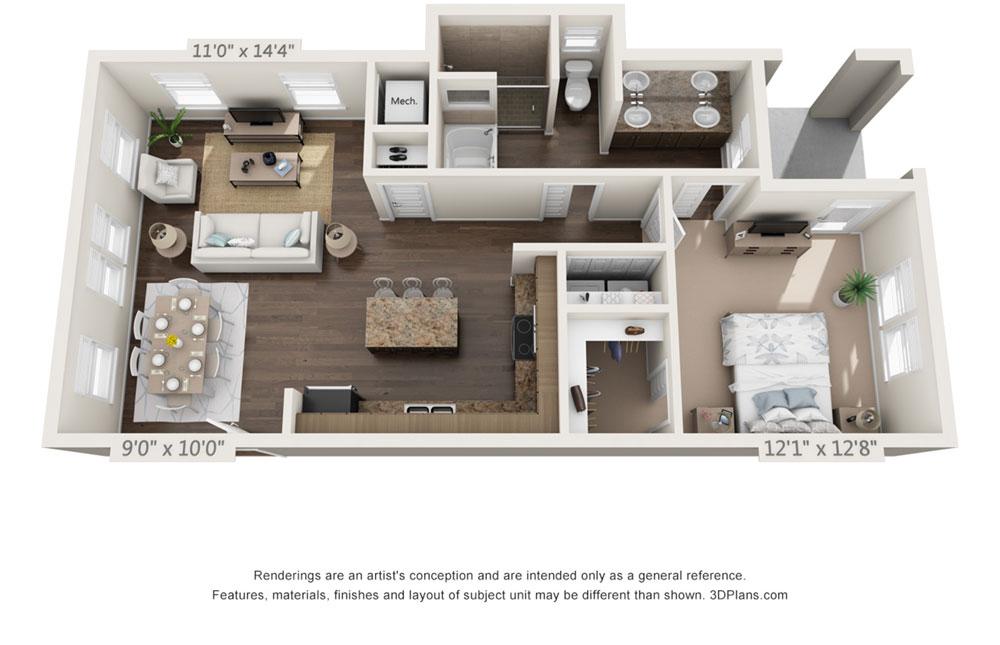Spa Retreat Suite
